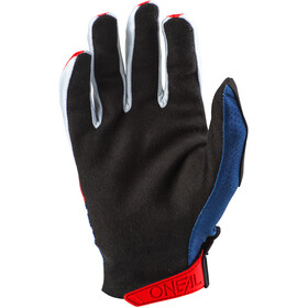 O'Neal Matrix Handschuhe Stacked blue/red